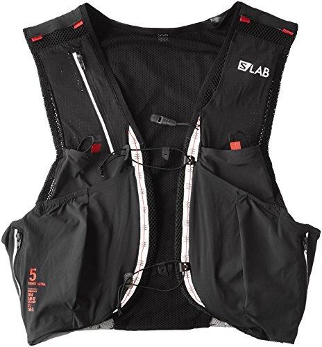salomon s-lab sense ultra 8l hydration vest black