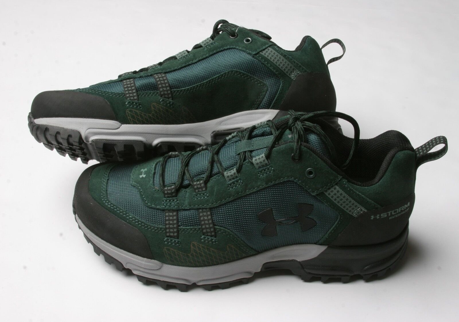Under Armour Canyon Low Waterproof schuhe (9) Grün
