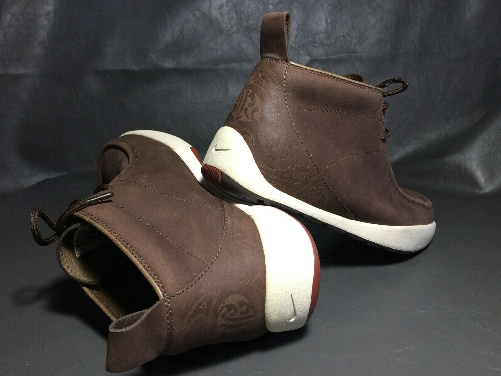 Nike HTM Limited Edition Lasered leather 2003