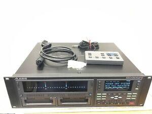 ALESIS Adat  HD24 Digitales Festplattenrecorder + Fernbedienung + OVP TOP