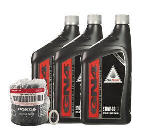 Honda Cbr300R For Sale >> Complete Genuine Honda Oil Change Kit for CBR500R CB500F ...