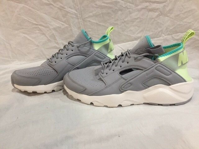 Nike Air Huarache Run Ultra SE  875841-002 Wolf Grey Running shoes NO BOX TOP