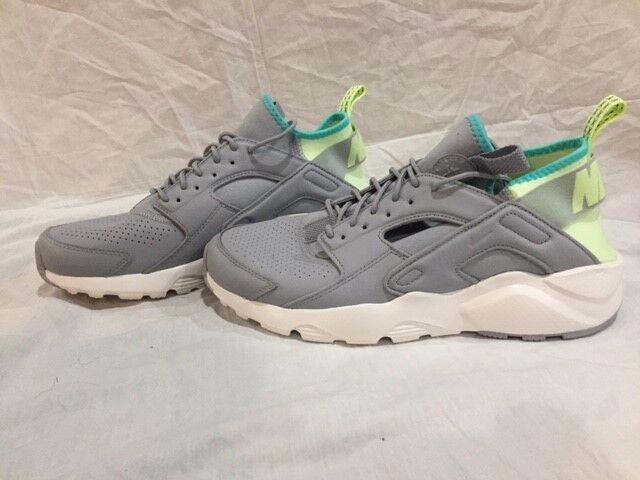 Nike Air Huarache Run Ultra SE 875841-002 Wolf Grey Running shoes NO BOX TOP