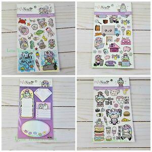 Details about Craft Smith-Shine Sticker Studio Planner Sticker Book, Sticky  Note,Scrapbooking