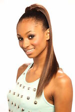 "Cherish Synthetic Yaky Straight 18"" Ponytail"