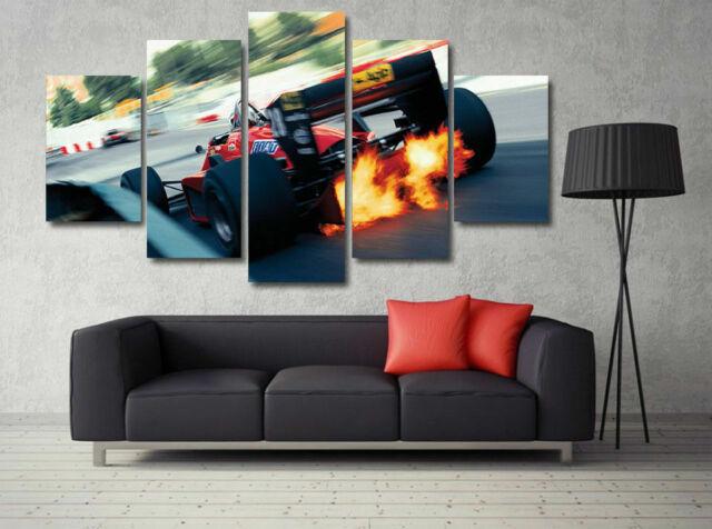 Formula 1 Lotus F1 Car Large Poster Wall Art Print A0 A1 A2 A3 A4 Maxi