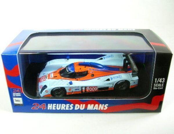 Lola Aston Martin No. 009 LMP1 No.009 LeMans 2010    Am wirtschaftlichsten