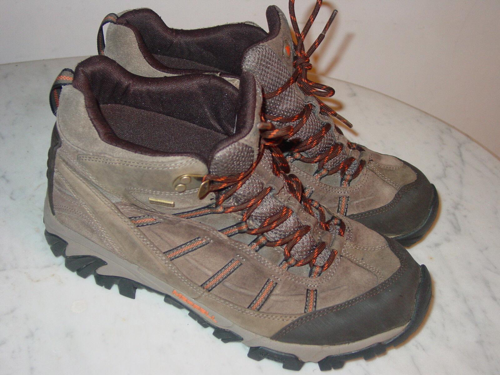 Para Hombre Merrell J39335 Geomorph Blaze botas para excursionismo a prueba de agua Boulder Mid