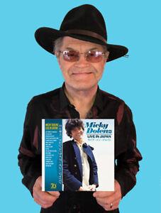 MICKY-DOLENZ-DIRECT-NEW-LIVE-IN-JAPAN-180-gm-Splatter-VINYL-SIGNED-MONKEES