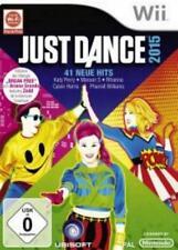 Nintendo Wii +Wii U Just Dance 2015 GuterZust.