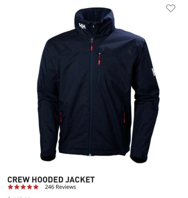 Helly Hansen Voss Long Waterproof Rain Coat 70186-US
