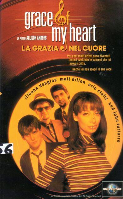 Grace of My Heart. La grazia nel cuore (1996) VHS Universal  1a Ediz.