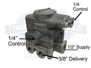 R-7 R7 Modulating Air Brake Relay Valve 103081
