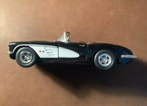 1959 Chevy Corvette Convertible 1//24 Black