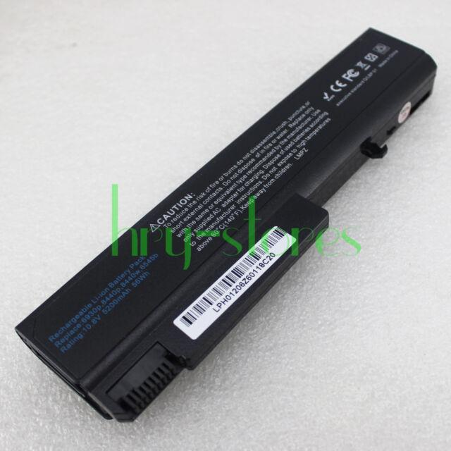 6Cell Battery For HP 486296-001 6500b 6530b 6535b 6700b 6730b 6735b 6736b 6930p