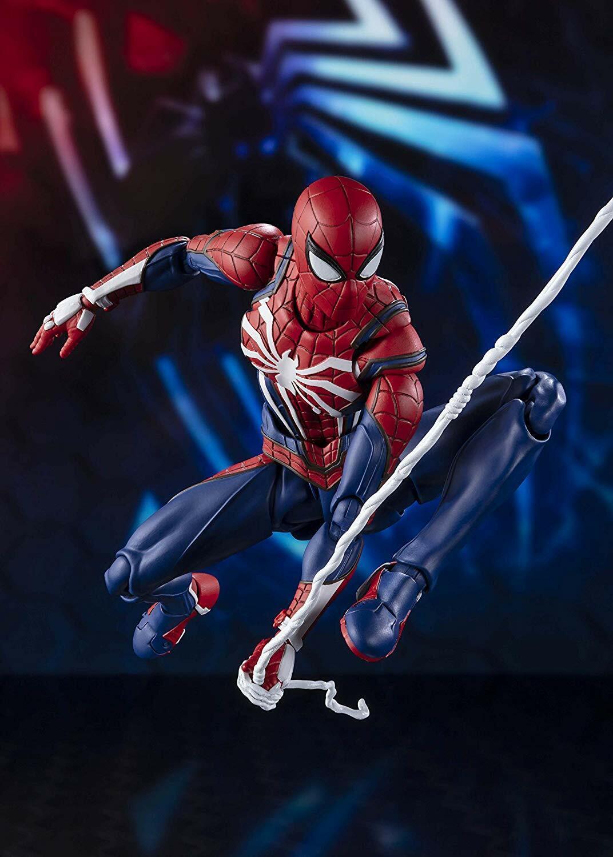 S.H.Figuarts SPIDER-MAN ADVANCE SUIT Marvel's 150mm Figure Plush Doll Pre order
