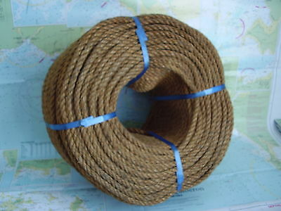 Rope - Manila (natural) for the Boat, Home or Garden (6-40mm)