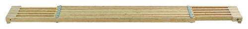 Robuste Ausführung Storch Holz Ausziehbohle 2,12-3,6m ausziehbar-551000