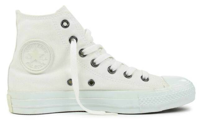 Converse All Star Chucks High Sneaker weiß 42 5