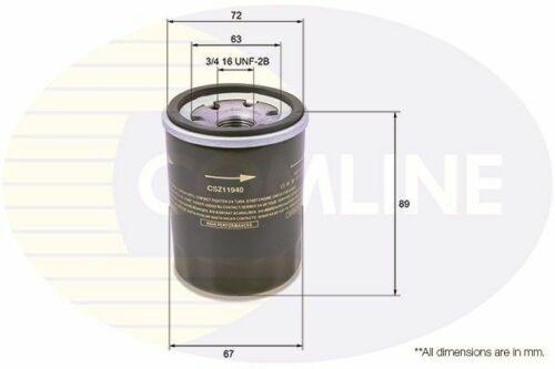 /> sur l/'essence Comline Filtre à huile pour Suzuki Grand Vitara 1.6 2.0 2.4 2.7 05