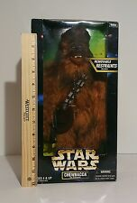 "Star Wars Chewbacca Action Collection 12"" 1:6 figure 1998 MIB"
