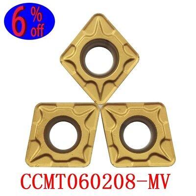 TNMG160408-CM Threading Carbide Inserts Cutting tool For Lathe CNC 10P