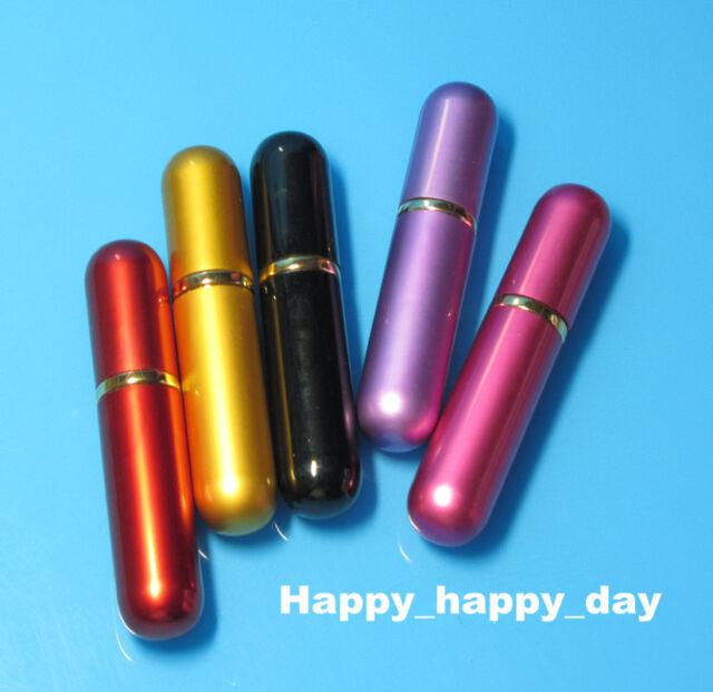 DOUBLE-PURPOSE  Aluminium Blank Essential Oil Aromatherapy Nasal Inhalers