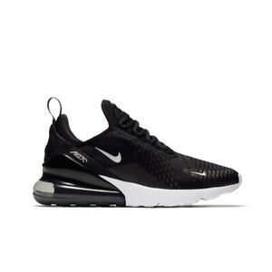 Nike Air Max 270 (Black Anthracite-White-Solar Red) Men Shoes AH8050 ... 8bf2af1cd