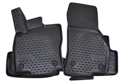 3D TAPPETI TAPPETINI AUTO IN GOMMA PER SEAT LEON 2012-ad oggi