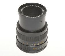 Leitz 100mm F:4 Macro Elmar R 3 cam for Leica R cameras, sold as is