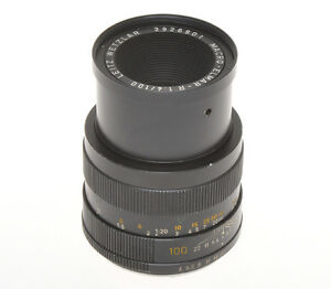 Leitz-100mm-F-4-Macro-Elmar-R-3-cam-for-Leica-R-cameras-sold-as-is
