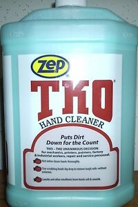 ZEP-TKO-HAND-CLEANER-1-SINGLE-GALLON-ONLY-32-89-WITH-FREE-SHIPPING