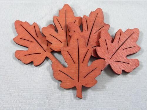 5 distinciones madera streudeko streuelemente tarjetas diseño bricolaje rojo