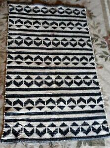 Hand Woven Wool Native American