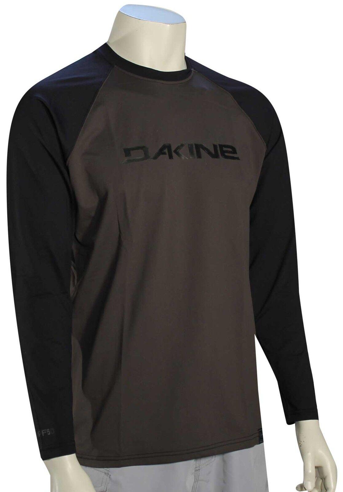 DaKine Watermans LS Surf Shirt - Titanium - New