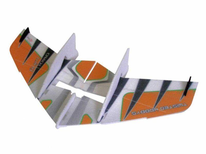 Edwards Crack Ala Nurflügler Spa Modelo Combo Juego de 3D Vuelo