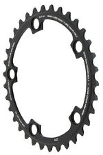 SRAM Red 22 Force 22 XG 2x11 Speed Road Chainring 110mm BCD x 34t - Blast Black