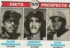 1979 Topps Mets Prospects #721 Baseball Card
