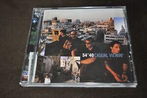54-40-Casual-Viewin-039-CD-2000-Sony-Canada