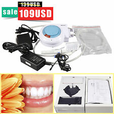 Dental Electric Ultrasonic Piezo Scaler with Handpiece Tips fit EMS WOODPECKER