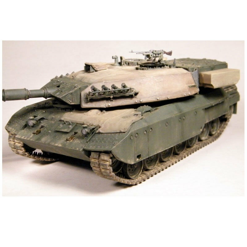 1 35 Leopard C2 MEXAS w Thermal Cover Conversion kit for Revell Italeri kits