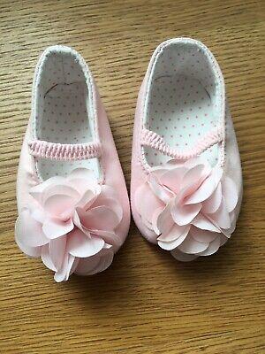 Responsabile Baby Girl 6-12 Mesi Estivi Pink Scarpe Nuovo-mostra Il Titolo Originale Prezzo Moderato