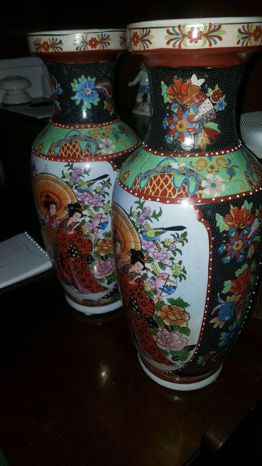 Vase, Kina vaser
