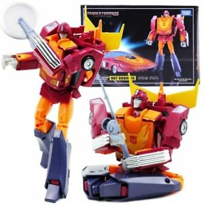 Transformers-Masterpiece-MP28-Autobots-Hot-Rodimus-Action-Figure-18CM-Toy-New