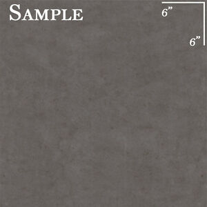 Details About Sample Of 36 X 36 Brooklyn Series Dark Grey Semi Polished Porcelain Floor Tile