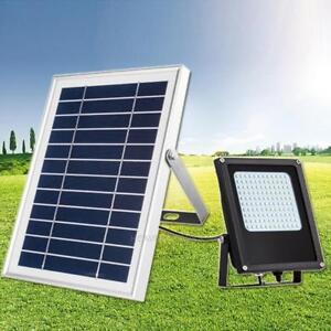 150-LED-Lampe-Solaire-Projecteur-Capteur-Detecteur-Mouvement-Jardin-Exterieur