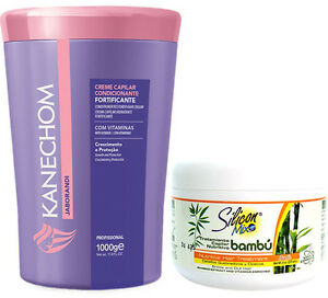 Image Is Loading Kanechom Jaborandi Hair Cream Avanti Silicon Mix Bamboo