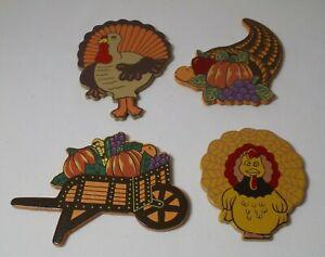 Thanksgiving Turkey Magnet Refrigerator Magnet Turkey Refrigerator Magnet