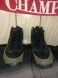 100% authentic 33f00 e810b Details about Used Jordan 9 Olive size 12 - Very Worn