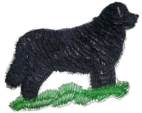 M-N Beautiful Custom Dogs Embroidered Iron On Patches